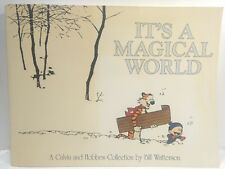 Calvin & Hobbes Collection It's A Magical World Bill Watterson Book bk44