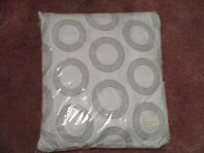 New Metro King Size Bed In A Bag Circles Bedskirt Sheets Shams No Comforter