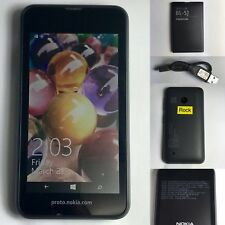 RARE PROTOTYPE Nokia 530 Black RM-1018 windows phone