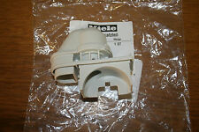 MIELE dishwasher Drain Pump inspection cover including Ball Valve G7856 G7859