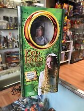 Lord Of The Rings Fellowship Of The Ring GALADRIEL Doll Figure 2002 Toy Biz