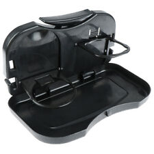 1Pcs Folding Auto Car Back Seat Table Drink Food Cup Tray Rack Holder Stand Dci