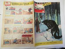 Tintin Numéro 577 du 12 Novembre 1959 (Chèque Tintin,Le poignard Magique,Hergé