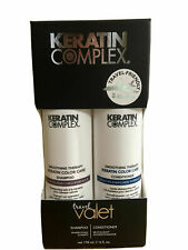 Keratin Complex Color Care Shampoo and Conditioner 3 oz Travel Valet DUO