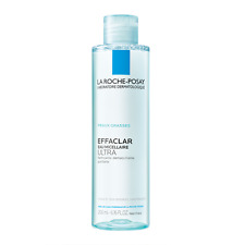 La Roche-Posay Effaclar Micellar Water Ultra Make-Up Remove  200ml GENUINE & NEW