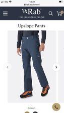 Ladies Rab Upslope Pants Salopettes Ski Size S