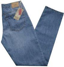 Jeans uomo HOLIDAY 46 48 50 52 54 56 58 60 denim morbido MADE IN ITALY vita alta