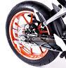 Aufkleber Felgenaufkleber KTM Duke RC 125 200 250 390 Felgenrandaufkleber Vers.4