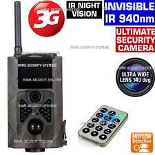 Wireless Security Camera Farm House 3G GSM MMS Trail Alarm Home No Spy Hidden