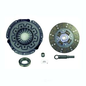 CARQUEST(MU72106-1) New Clutch Set for (1999-04 Nissan Frontier)