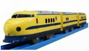 TAKARA TOMY PLA RAIL S-12 with a light form 922 Doctor Yellow T3 organized