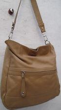-AUTHENTIQUE grand  sac  à main  LONGCHAMP  cuir TBEG vintage  bag