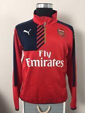 Arsenal PUMA Red Training Football Top 2015/16 (L)