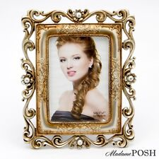 Madame Posh Picture Frame, Photo Frame, 5x7 inch Frames, Abbie floral Frame