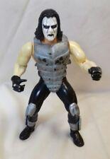 "Wcw-luchador Sting 6"" acción figura 1999 Marvel Toy Biz Wwe Wwf Wcw Figura De Juguete"