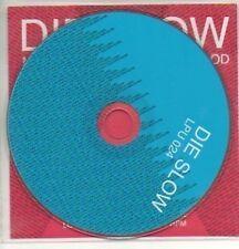 (853K) Die Slow, Market Yourself for Blood - DJ CD