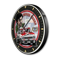 PETER BROCK TORANA A9X WALL CLOCK LTD