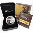 2009 $1 FAMOUS BATTLES IN HISTORY BALAKLAVA Silver Proof Coin