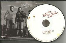 Sara Watkins NICKEL CREEK This side PROMO DJ CD Single 2002 Chris Thile MINT USA