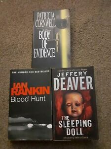 Crime thriller books bundle