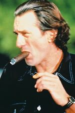 Robert De Niro As Max Cady In Cape Fear 11x17 Mini Poster Black Shirt With Cigar
