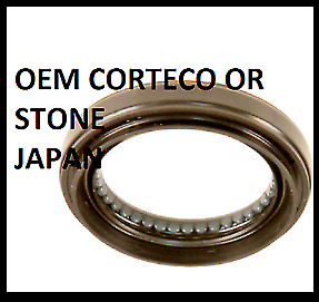 OEM CORTECO OR Stone Axle Shaft Seal Front Left 91205 P0X 005