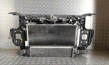 Moto ventilateur + Radiateur + Condenseur - FIAT Grande Punto III (3) 1.9 JTD