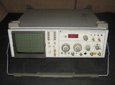 HP Hewlett Packard 8558B + 853A opt. 001 Spectrum Analyzer Spektrum Analysator