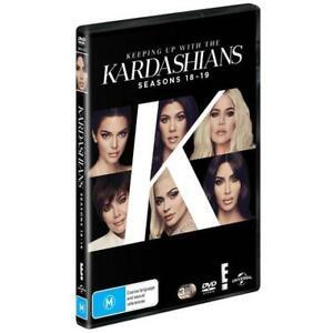 Keeping Up With The KARDASHIANS : Season 18-19 : NEW DVD