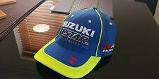 Suzuki Ecstar Team Baseball Cap Official Moto GP GSXR Alex Rins Joan Mir