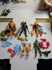 New ListingSpin Master Dc Batman Lot! Albino Manbat, Firefly, Bronze Tiger, Talon, Moth!