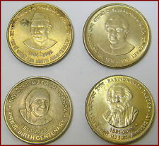 #NUMISMATIC : Collectors Five Rupees India Picture Coins Rare Gems-India COLLECT