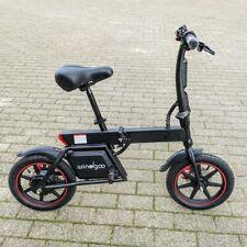 """Windgoo B19, Electric Bike, Foldable 14"""" 36V E-bike with 7,5Ah Lithium Battery"""