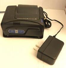 Citizen Model Cmp 10bt Mobile Bluetooth Pos Thermal Receipt Printer Powers On