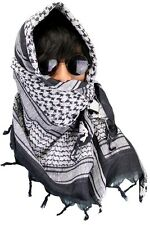 USA SELLER Army Military Tactical Keffiyeh Shemagh Scarf Men's Head Wrap 9302 -W