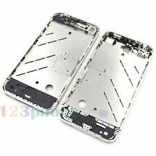 BRAND NEW MIDDLE FRAME HOUSING BOARD METAL BEZEL CHASSIS FOR IPHONE 4 #H365
