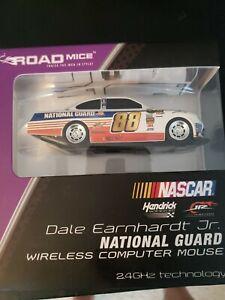 Road Mice NASCAR Dale Earnhardt Jr. 2.4GHz Wireless Optical Scroll 3-Button