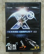 X3: Terran Conflict 2.0 Aldrin Missions (PC, 2008)