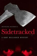 Sidetracked: A Kurt Wallander Mystery (Kurt Wallander Mysteries)-ExLibrary
