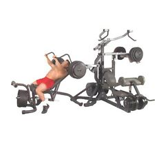 Body Solid SBL460P4 Freeweight Leverage Gym with Bench