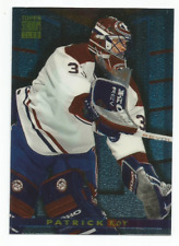 1994-95 Topps Stadium Club Finest Inserts #9 Patrick Roy Montreal Canadiens