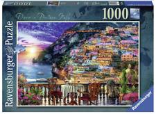 BNIB! Ravensburger 15263 - 1000 Piece Premium Jigsaw Puzzle - Dinner In Positano