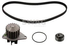 SWAG Timing Belt Kit + Waterpump Fits CITROEN PEUGEOT 205 1.3-1.4L 1611897880