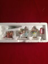 Dept 56'Heritage Village Collection;Snow Cone Elves;56-56375