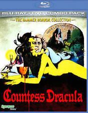 Countess Dracula (Blu-ray/DVD, 2014, 2-Disc Set)