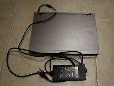 """Dell Laptop Latitude E6410 i5-M540 2.53Ghz 4GB RAM 250GB HDD 14"""" DVD +/-RW WIFI"""