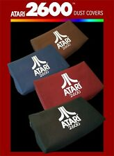Atari 2600 Jr. system canvas dust covers