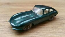 "Matchbox Lesney 1-75 No 32b ""E"" Type Jaguar BRG Metallic RARE GREY TYRES ! #2"