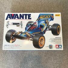 Tamiya Avante 2011 (58489), Plus Racing Steering (47388)
