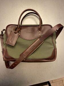 Orvis Briefcase by Gokey
